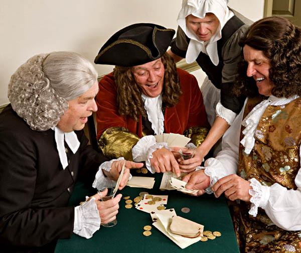 Gambling colonial america us client tree casino